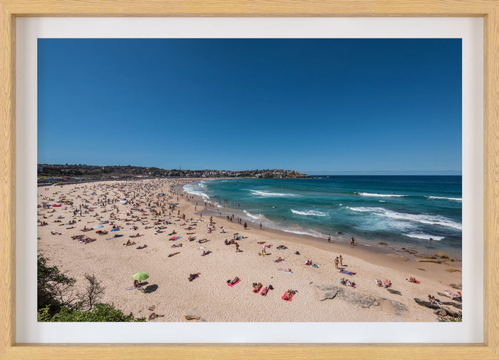 Bondi Beach Summer Print