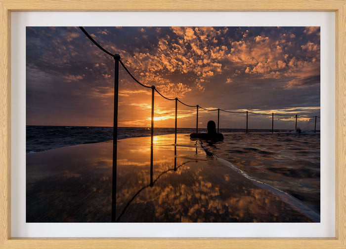 Bronte Sunrise Photography Print
