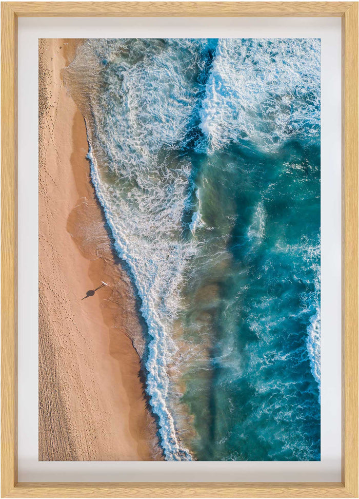 Maroubra Beach Wall Print