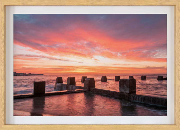 Coogee Beach Sunrise Photography