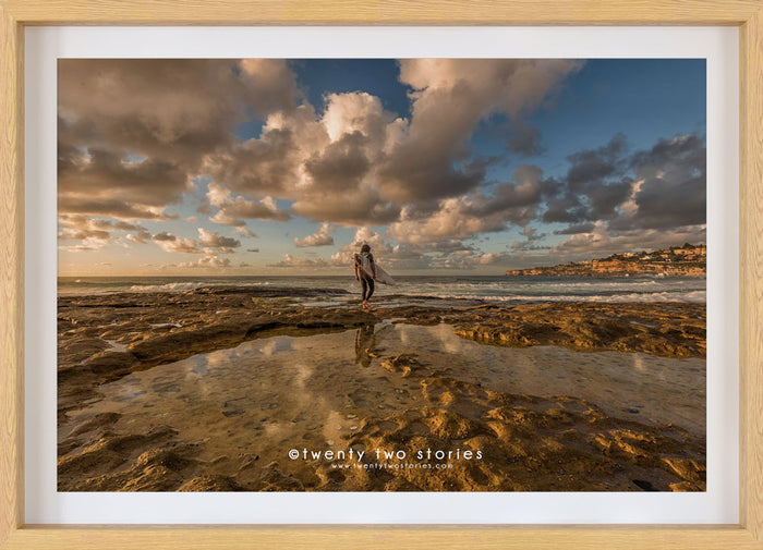 Tamarama Clouds - Clearance
