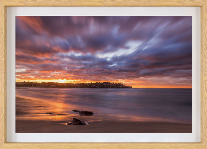 Bondi Beach Sunrise by Nikki Bingham