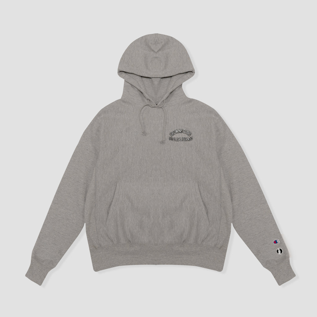 Champion Reverse Weave Hoodie - Heather