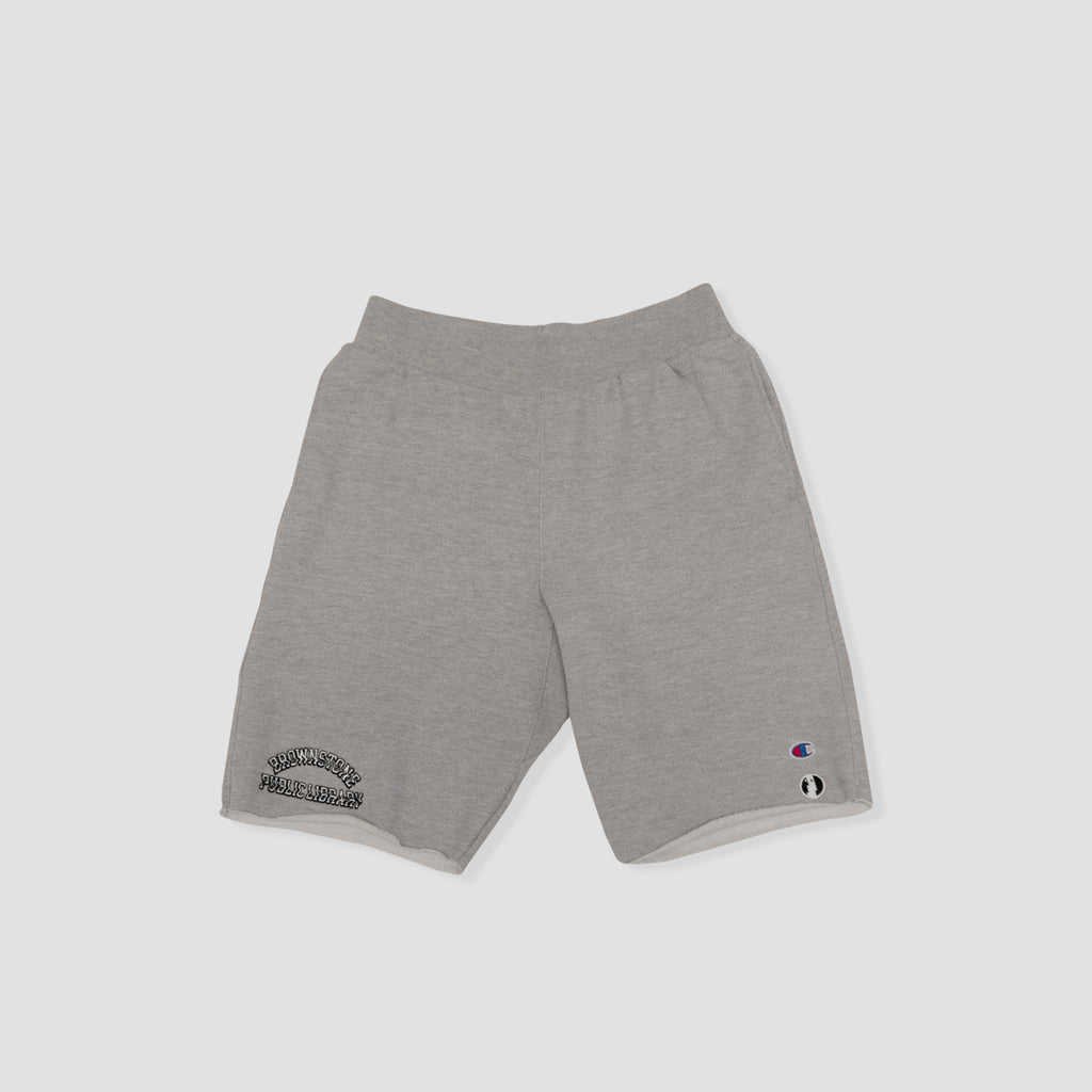 Champion Reverse Weave Shorts - Heather