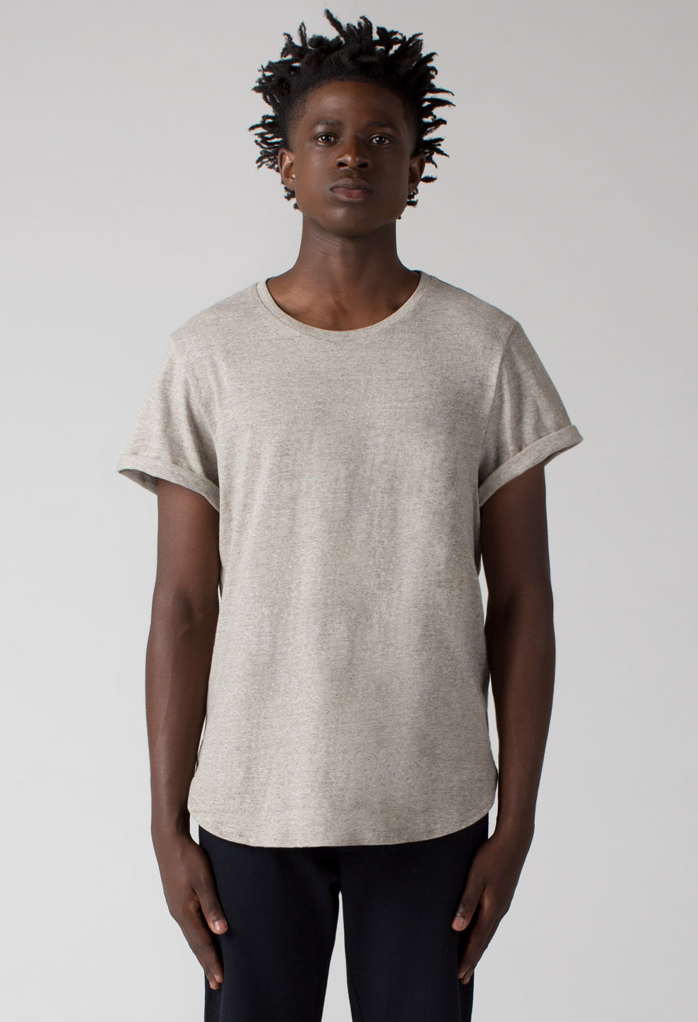 T-Shirt A - Sandstone
