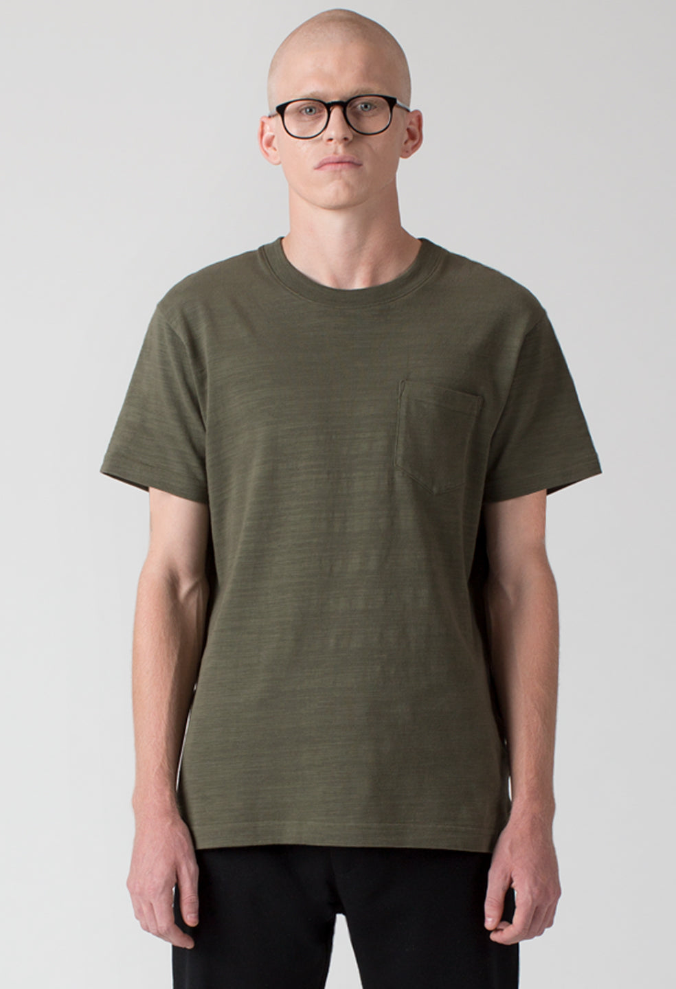 T-Shirt C - Olive Night