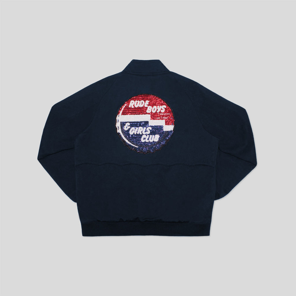 Club Coat - Navy