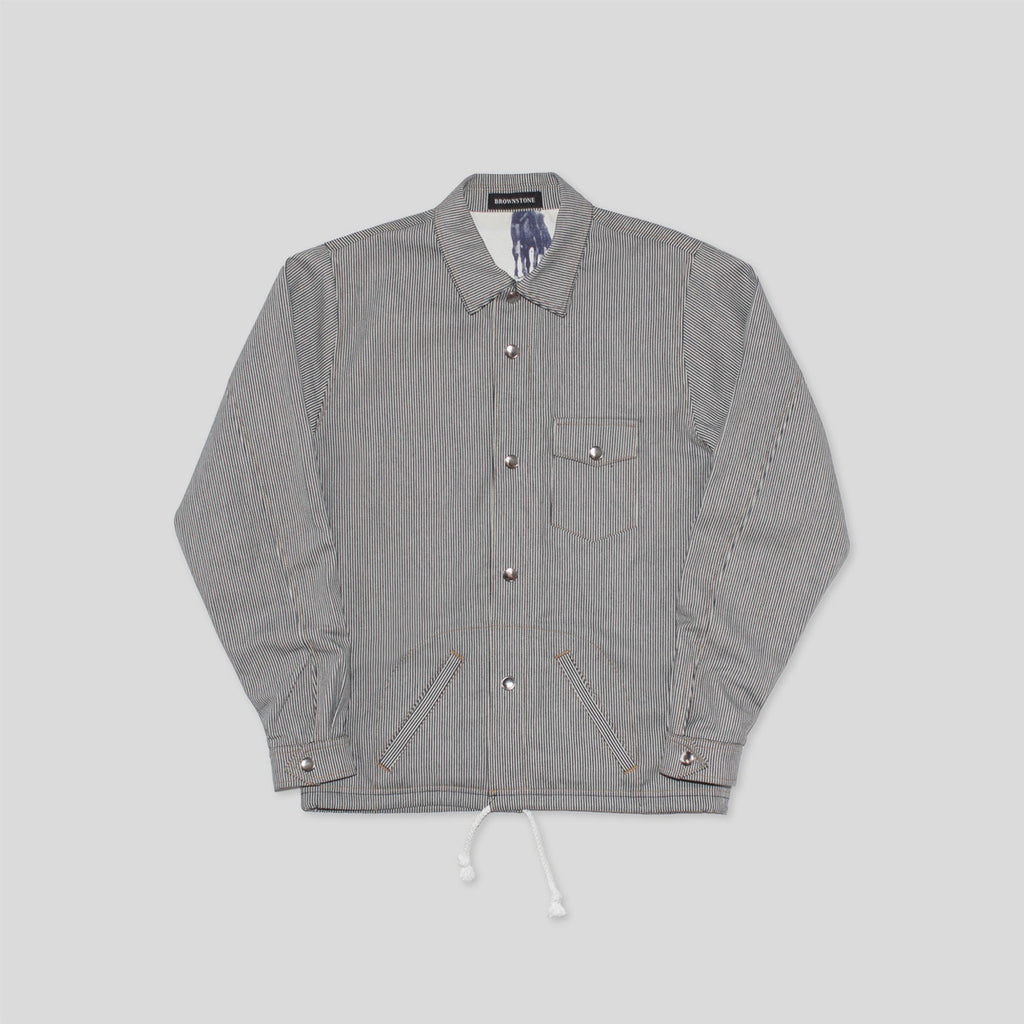 """Trucker"" Coach Jacket - Railroad"