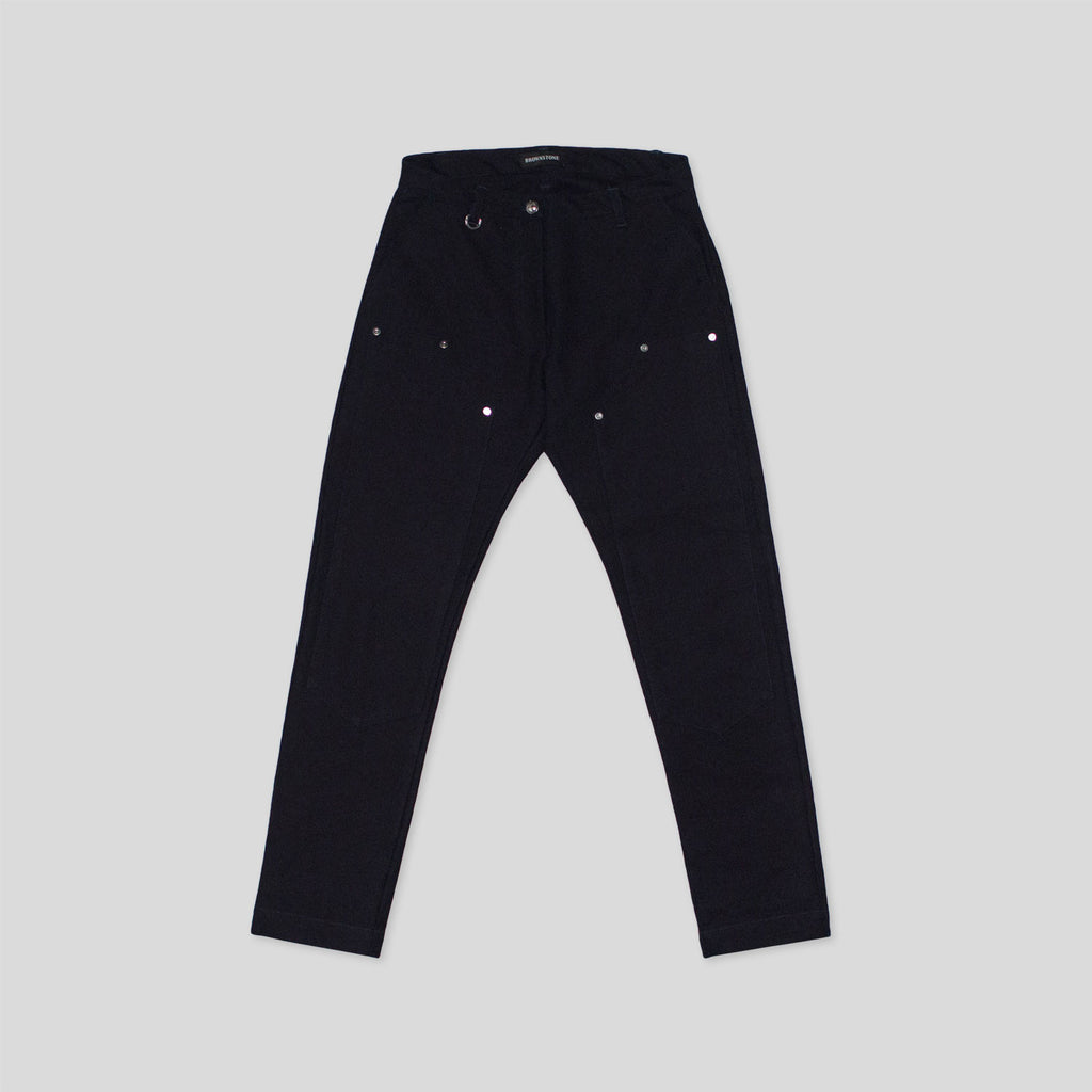 Double Knee Pant - Indigo