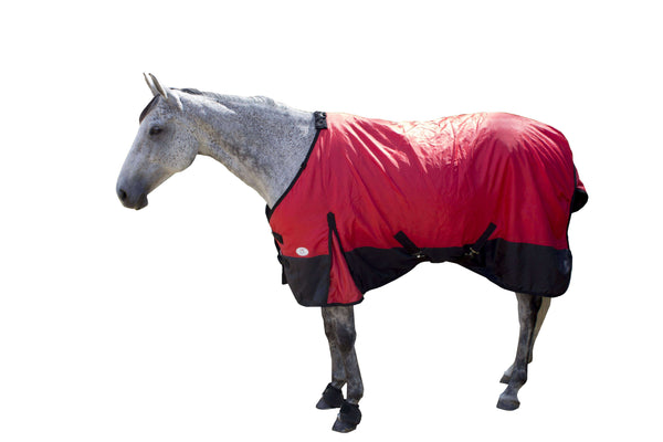 Derby Originals Classic 420D Nylon Breathable Medium Weight Horse Stable Blankets - Tack Wholesale