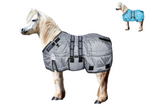 Derby Originals Nordic Tough Closed Front 420D Water Resistant Winter Mini Horse and Pony Stable Blanket 200g Medium Weight