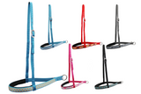 Tahoe Tack Patterned Nylon Padded Western Noseband for Horses Available in Six Colors