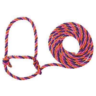 Weaver Cattle Poly Rope Halter