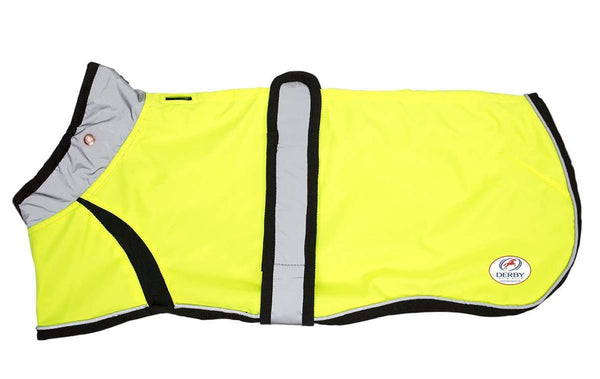 Light Up LED Safety Dog Jacket by Derby Originals - Tack Wholesale
