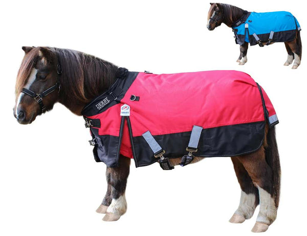 Derby Originals Nordic-Tough 1200D All Season Mini Horse Pony Turnout Sheet