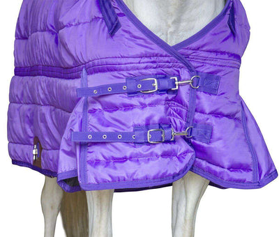 Derby Originals WindStorm 420D Water Resistant Breathable 200g Medium Weight Horse and Draft West Coast Winter Stable Blanket