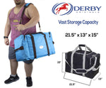 Derby Originals Duffle Gear Bag Matches Other Tack Carry Bags