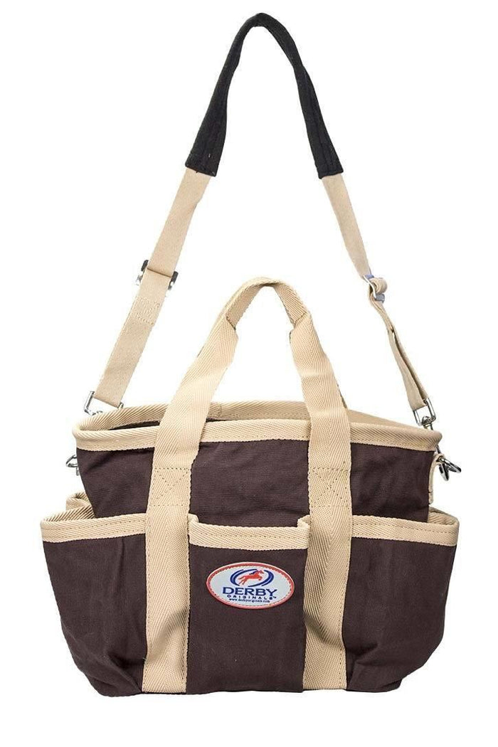 Derby Horse Carry Tote Bag for Horse or Pet Grooming Items