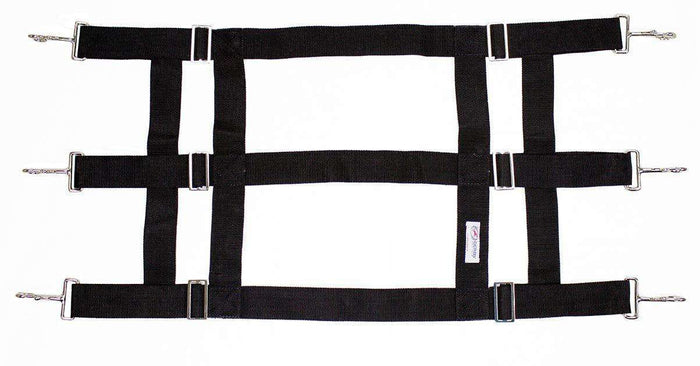 Derby Originals Adjustable Poly Stall Guard - Tack Wholesale