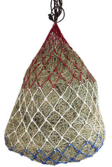 "Classic Slow Feed Hay Nets Poly 42"" by Derby Originals - Tack Wholesale"