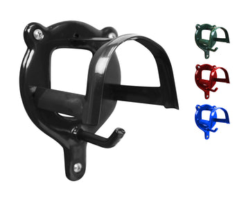 Derby Bridle Holder Vinyl Covered - Various Colors