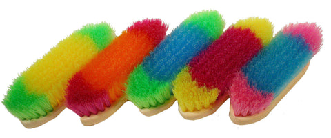 Derby Large Dandy Brushes with Crinkled Bristles - Tack Wholesale