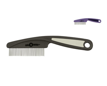 CuteNfuzzy Extra Long Pet Flea Comb