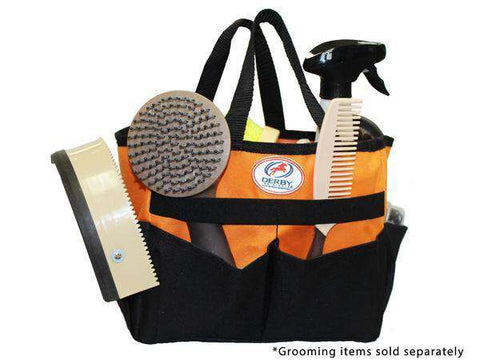 Nylon Horse / Dog Grooming Carry Tote Bag - Tack Wholesale