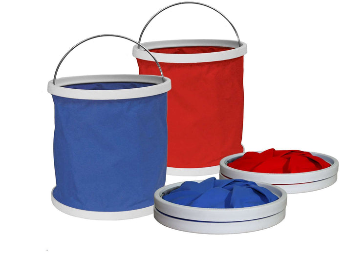 Derby Collapsible Nylon Water Buckets For Trail Riding - Tack Wholesale