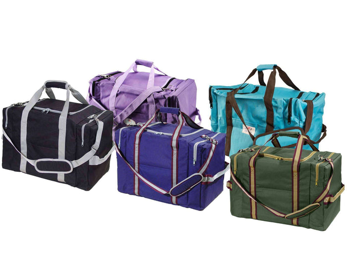 Derby Originals Duffle Gear Bag Matches Other Tack Carry Bags - Tack Wholesale