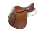 Derby Originals Fleece Lined English Half Saddle Pad