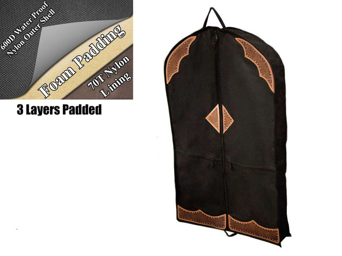 Durango Western Garment Carry Bag by Tahoe Tack - Tack Wholesale