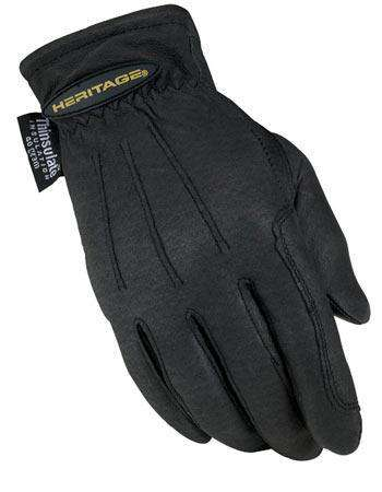 Heritage Cold Weather Horse Riding Gloves - Tack Wholesale