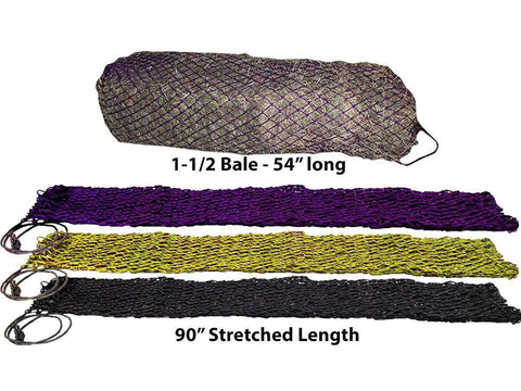 "Hankering Horse Slow Feed Bale Net X-Large 90"" - Tack Wholesale"