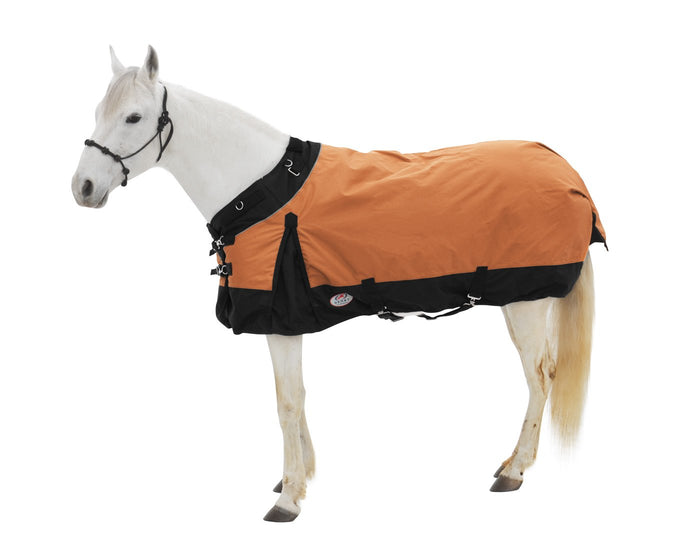 Derby Originals WindStorm 1200D Ripstop Waterproof Winter Heavyweight Horse Turnout Blanket with 300g Insulation and Two Year Warranty
