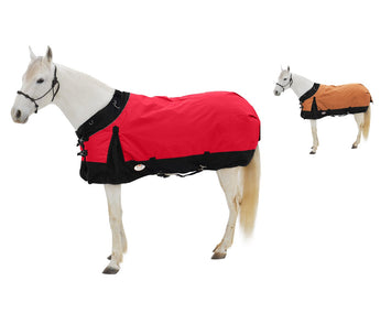 Derby Originals Wind Storm 1200D All Season Waterproof Rain Horse Turnout Sheet with 2 Year Warranty