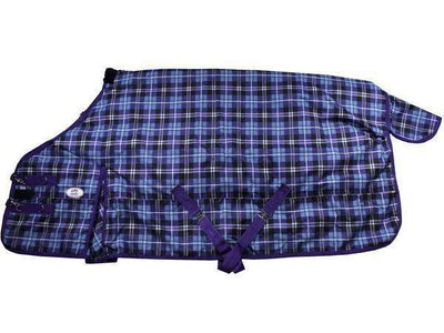 Derby Originals Extreme Elements 1200D Heavy Weight Waterproof Winter Horse Turnout Blanket 300g with 2 Year Warranty