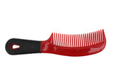Tahoe Tack Horse Grooming Soft Grip Mane and Tail Comb Available in Three Colors