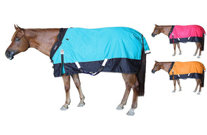 Derby Originals Nordic-Tough 1200D All Season Reflective Waterproof Horse Turnout Rain Sheet with 2 Year Warranty