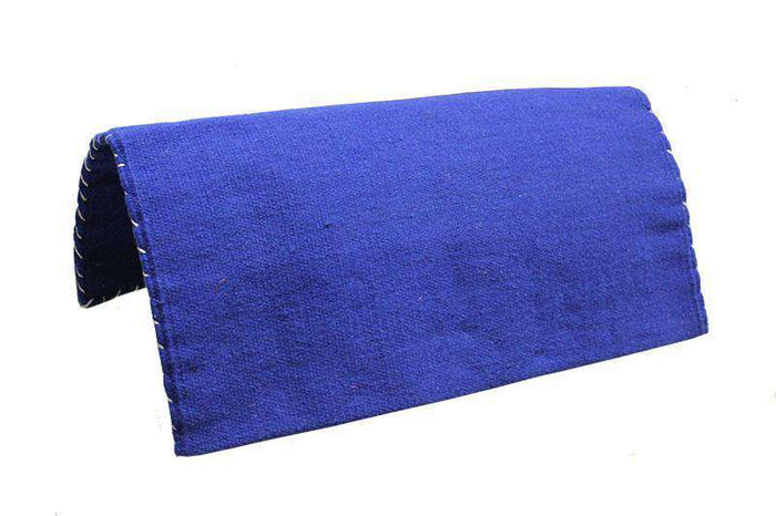 Tahoe Tack Heavy-Duty Double-Layered  Pure New Zealand Wool Saddle Blanket 32