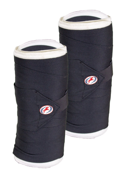 Derby Originals No-Bow Leg Wrap and Standing Bandage Combo - Pair