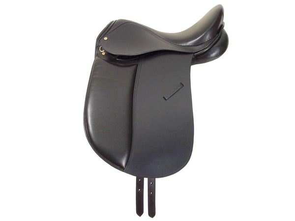 Paris Tack  English Dressage Saddle