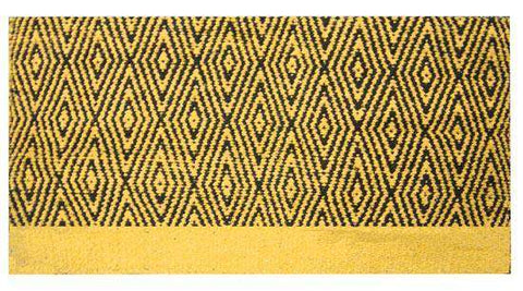 "Moisture-wicking Heavy Weight Geometric Saddle Blanket - 32"" x 64"" - Tack Wholesale"