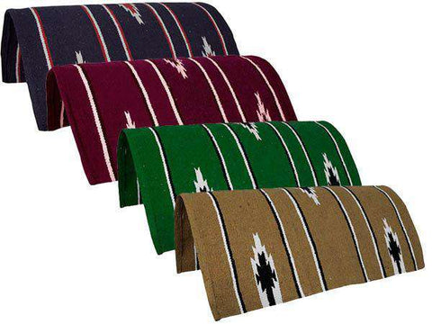"Miniature Horse Navajo Design Western Saddle Blankets - 19"" x 19"" - Tack Wholesale"