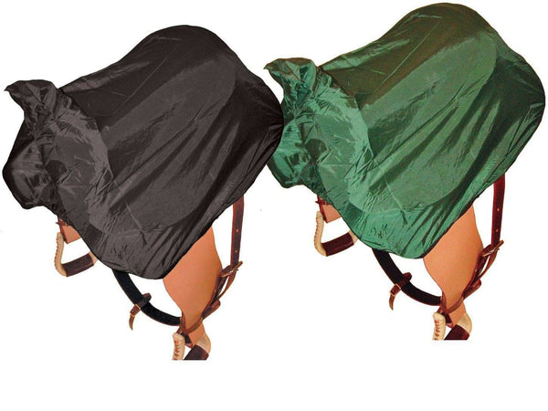 Nylon Western Saddle Seat Cover with Elastic Waterproof