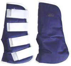 Shipping Boots Front Legs Pony/Full - Tack Wholesale
