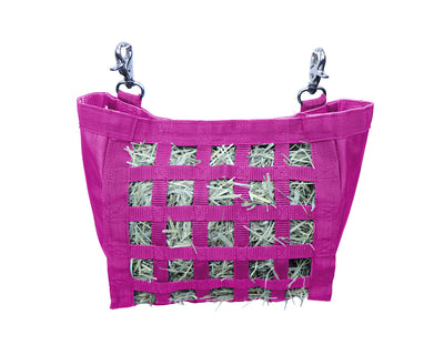 cuteNfuzzy Super Tough Small Pet Hanging Hay Bag for Guinea Pigs and Rabbits