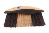 Derby Originals Super Grip Stiff Crinkled Bristle Dandy Brush