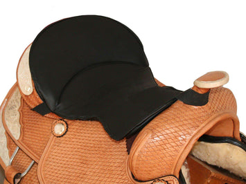 Tahoe Ortho Gel Seat Pads for Western Saddles