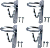 Derby Originals Heavy Duty Equestrian Bucket Hook Hanger - Lot of 4